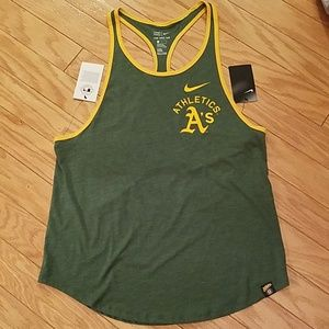 2/$35 NWT size M Oakland A's tank.
